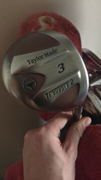 gray Taylor Made 3 golf club Winnipeg, R3C