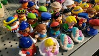 Little people characters @ clic klak used toy ware Mississauga, L4X 2S3