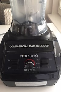 Industrıo Bar Blender'ı