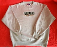 Vintage Green Bay Packers Majestic Sweater  Fresno, 93722