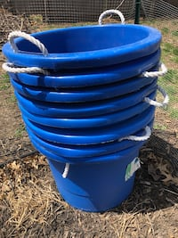 Planting buckets and bags Overland Park, 66212