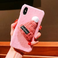 New iPhone Winter Hat Cases