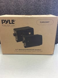 "PYLE 3.5"" Waterproof Bluetooth Speakers - BRAND NEW Mississauga, L5J 1J7"