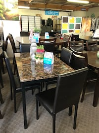 Brand New 5pc Dining Set $199, No credit Needed finance available Sacramento, 95835