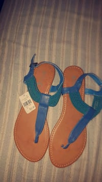 Blue sandals Conway, 29526