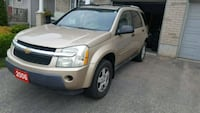 2006 Chevrolet Equinox SL Certified Kitchener, N2K 1R4