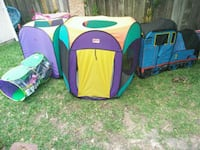 PlayHut tunnels and tents Katy, 77449