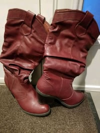 Ladies country boots