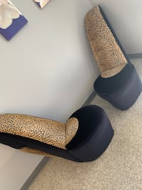 Two leopard chairs   North Las Vegas, 89130
