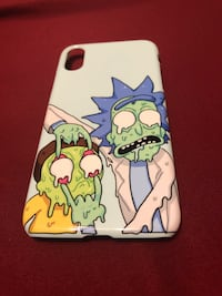 iPhone X case - Rick and Morty Toronto, M1J 2A7