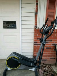 black and red elliptical trainer Alexandria, 22306