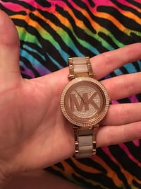 Rose gold pink Michael Kors watch Abilene, 79602