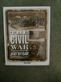 The civil war day by day Hagerstown, 21740