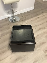 Storage Box Table