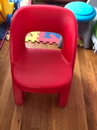 Red Step 2 Kids Chair  Bowie, 20721