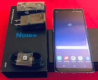 SAMSUNG GALAXY NOTE 8 64GB FACTORY UNLOCKED EXCELLENT CONDITION!!! Des Plaines, 60016