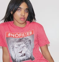 No filiter red Lion tee Torrance, 90504