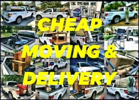 CHEAP Delivery/Moving