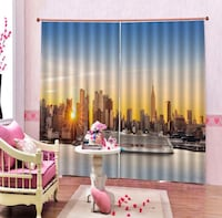 Curtain Design!! - Custom  Mississauga