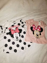 Minnie mouse t-shirts