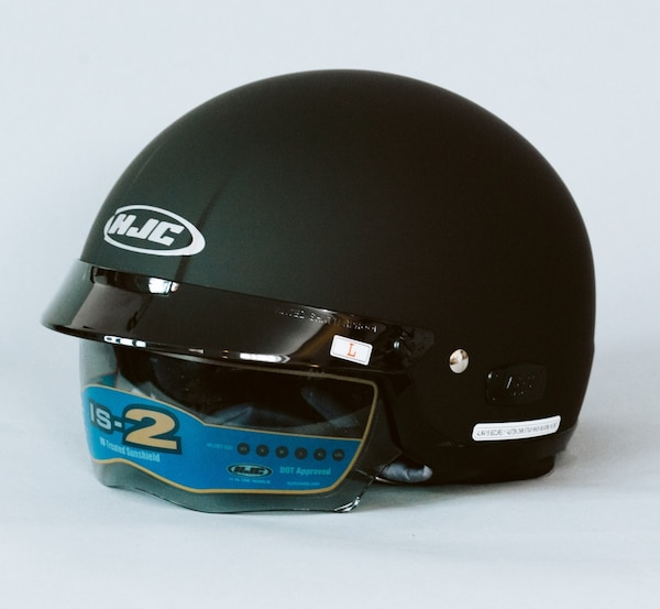 Brand New (NEVER USED) HJC IS-2 Helmet aa205984-62e2-4bf0-bfba-2b4e89700d27