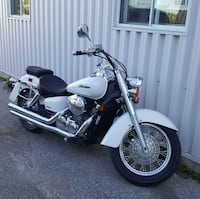Honda Shadow Aero 2007   750cc.  28000 km more photo and info text me or call me cell is  [TL_HIDDEN]  (Daniel)  Toronto, M1G 3S5