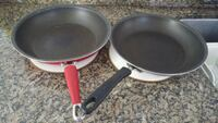 2 Kitchen Aid Fry Pans Ajax, L1S 6Y4