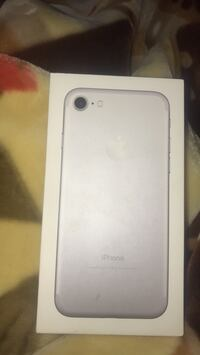 iPhone 7 128 gb silver negotiable  Edmonton, T5T 2T2