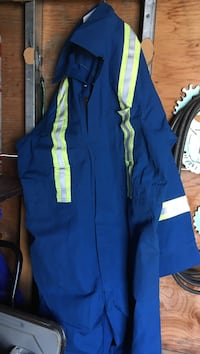Coveralls Fire Rated