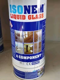 İsonem liquid glass
