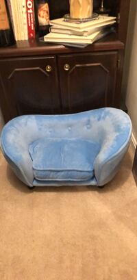 Blue Dog Couch- excellent condition Olney, 20832