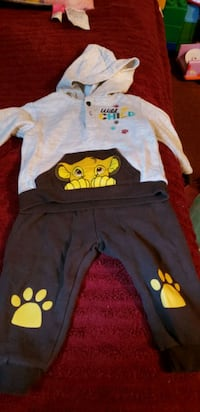 Outfit boys 6 to 9 months Harpers Ferry, 25425