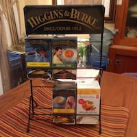 Display Rack (tea, spices, hot chocolate,or soup boxes etc etc... Mississauga, L5R 1N6