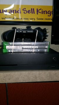 XBOX ONE X 1TB WITH GAMES AND CONTROLLER @ BUY AND SELL KINGS(AJAX)  Ajax, L1S 3V4