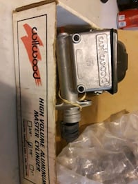WILLWOOD Master Cylinder NEW IN BOX Sacramento, 95828
