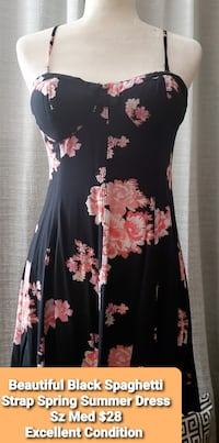 Pretty in Florals this years Spring/Summer Dress  London, N5X 2P4