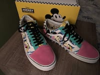 Vans exclusive 80's style Mickey Mouse Bay Shore, 11706