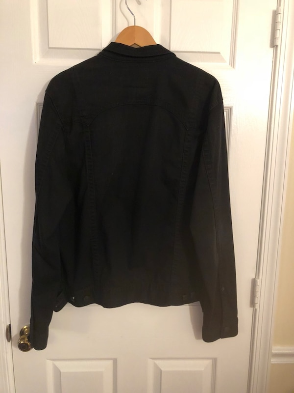 True Religion men's jacket and jeans