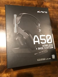 Astro A50 with Base Station - PlayStation and PC - Brand NEW Fairfax, 22030