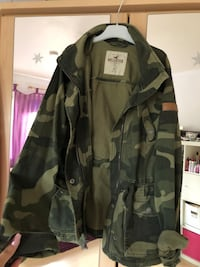 Camouflage Jacke Hollister  Ronnenberg, 30952