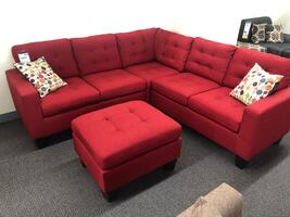!  New Modular Sectional. Carmine. Delivery and Assembly included !