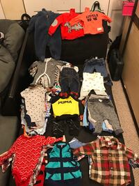 Baby 3-6 month clothes