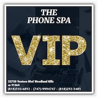 The Phone Spa / The Posting Guys Los Angeles