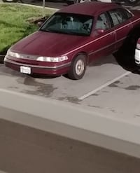 $700 OBO 93 Crown Vic Runs and Drives Georgetown
