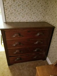 Antique chest of drawers vintage Myersville, 21773