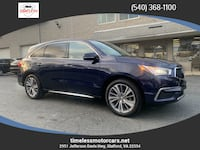 2018 Acura MDX for sale Stafford