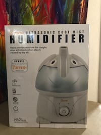 Never opened never used Crane Humidifier  Cypress, 90630
