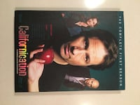 Californication DVD season 1-2 box set  Winnipeg, R3R 0G7