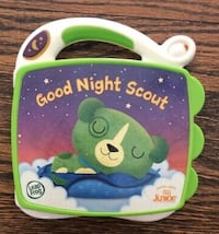 "Leap Frog ""Good Night Scout"" Electronic Story & Lullaby Book Milton, L9T 8C2"