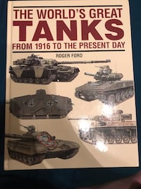 Tank book for kids